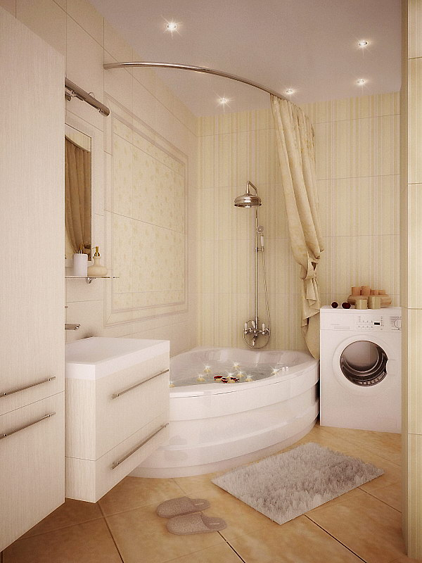 100 Small Bathroom Designs & Ideas on Small Space Small Bathroom Ideas With Tub And Shower id=46222