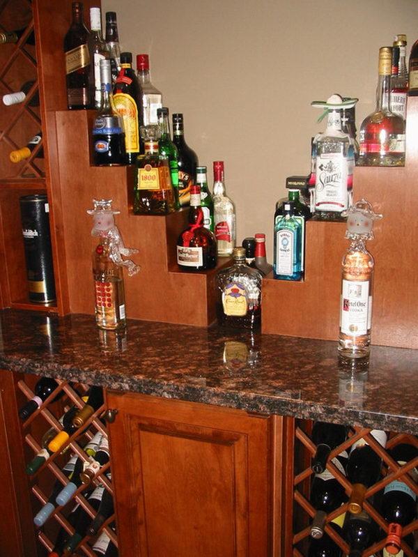 20+ Creative Basement Bar Ideas on Small:jdu_Ojl7Plw= Kitchen Remodel Ideas  id=97430