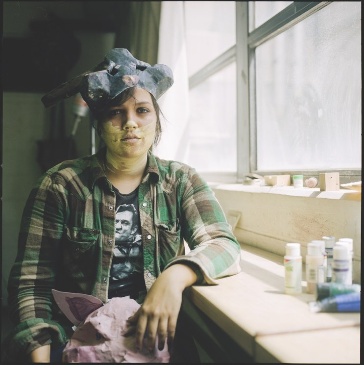 The Art-chetype Dana Paresa
