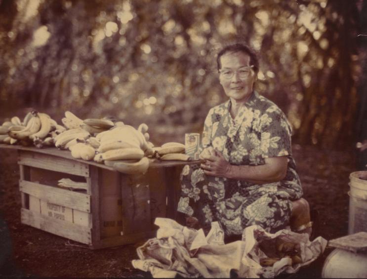 Sweet Lady of Waiāhole