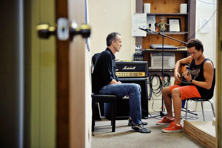 The Music Inside Mark Koga