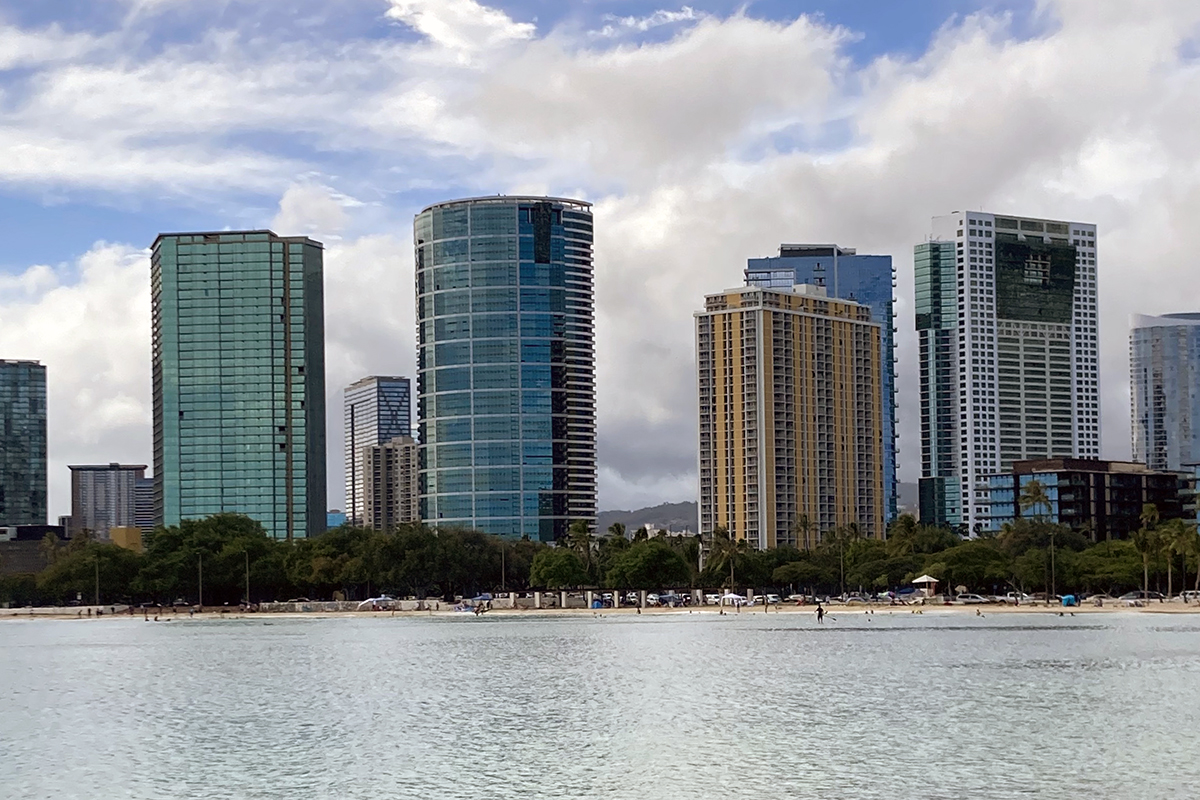 Housing Crisis Evictions Covid 19 Hawai'i