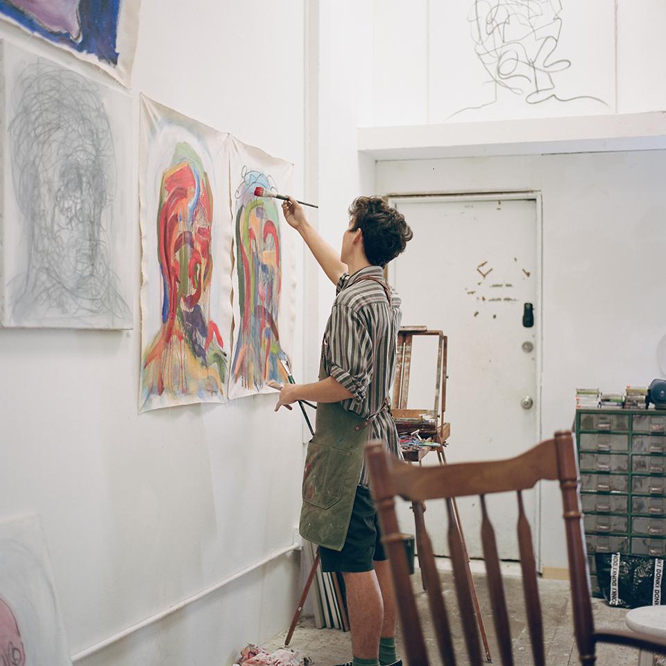 Roland Longstreet Flux Honolulu Artist