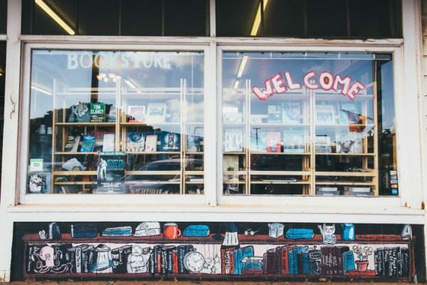 Talk Story Book Store, FLUX Hawaii