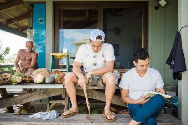 Makua Rothman and friends, FLUX Hawaii