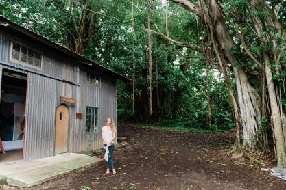 Emily McIlroy FLUX Hawaii twin