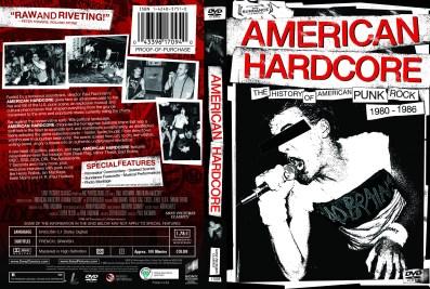 """""""American Hardcore"""", 2006, DVD Amaray (unpublished alternate), with KustomCreative.com"""