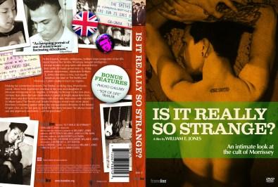 """Is It Really So Strange"", 2005, DVD Amaray, with KustomCreative.com"