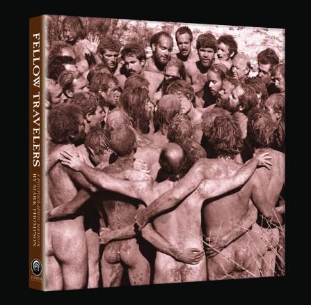 """Fellow Travelers"", 2006, Mark Thompson, Book cover"