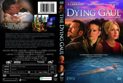 """The Dying Gaul"", 2006, DVD Amaray, with KustomCreative.com"