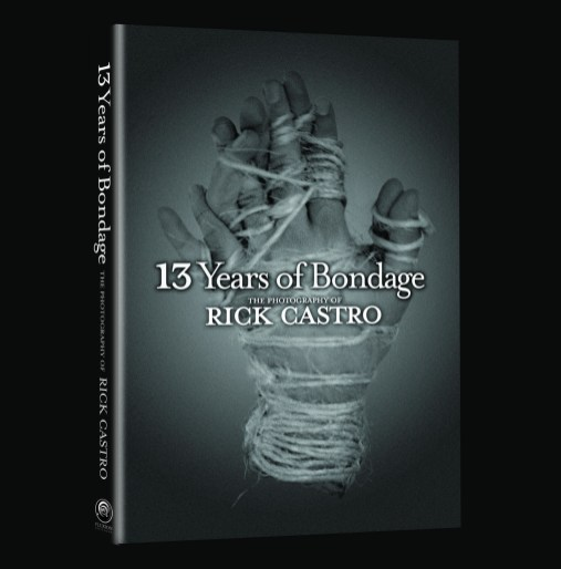 """13 Years of Bondage"", 2004, Rick Castro, Book Cover"