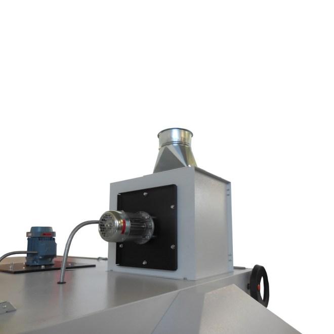Exhaust - Chiossi E Cavazzuti Dual 1200 Dryer