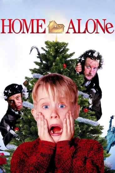 Home Alone (1990) - Best Christmas movies on Disney Plus