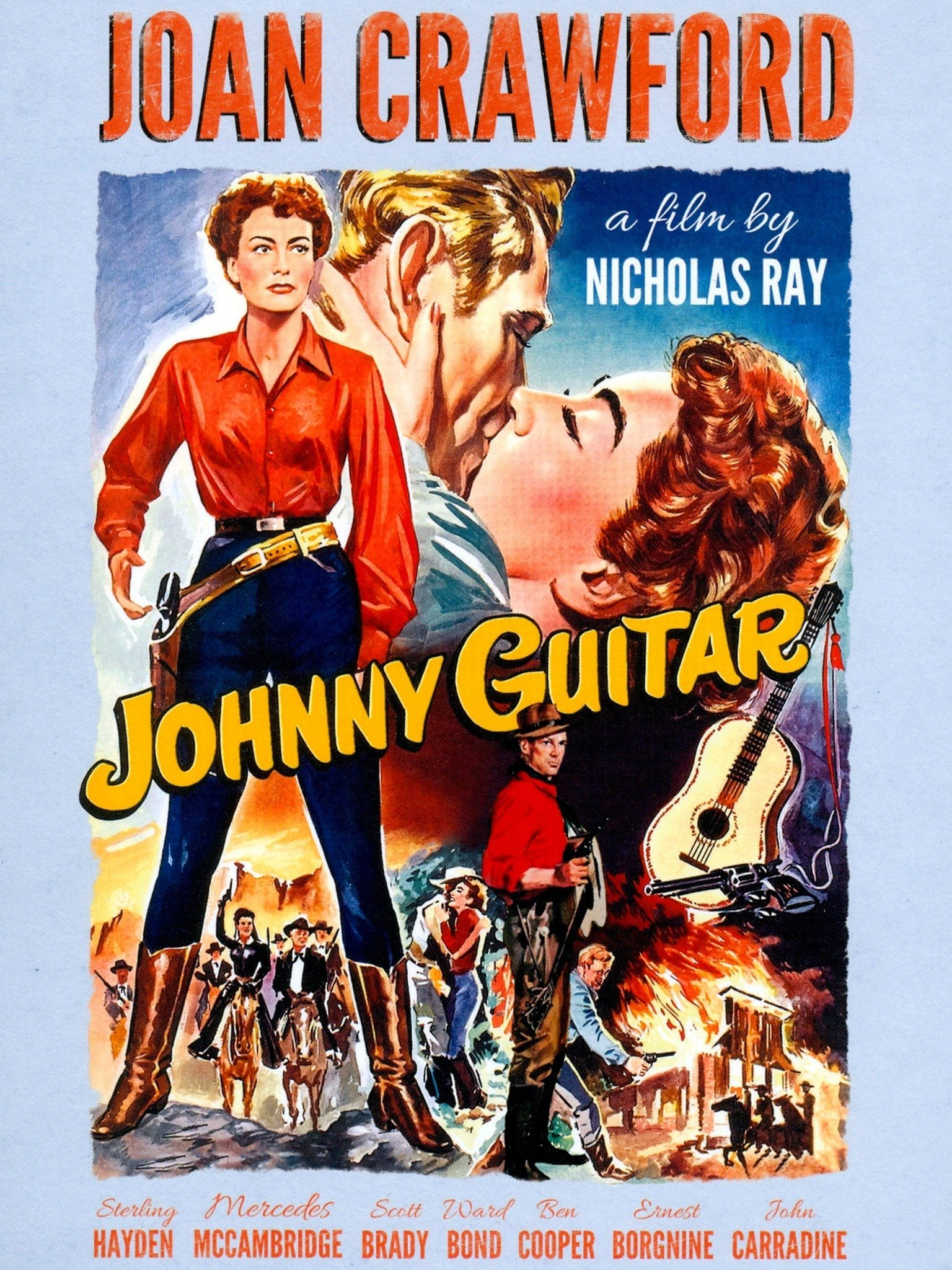 29/09/2016· johnny guitar is the first western i have watched with a strong female protagonist that acts in a dominating and powerful way. Johnny Guitar - Movie Reviews