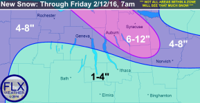 Click to enlarge the snow map.