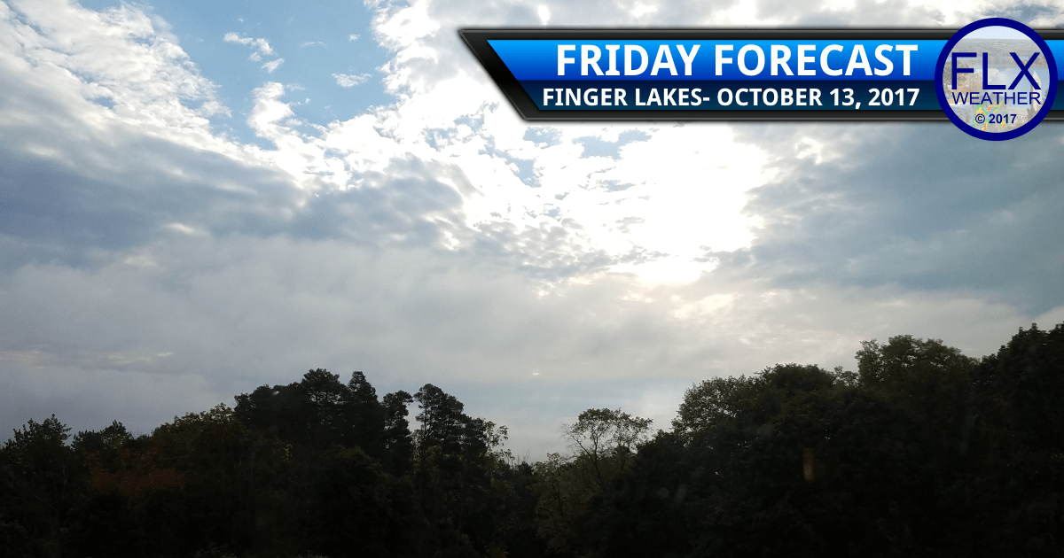 finger lakes weather forecast friday october 13