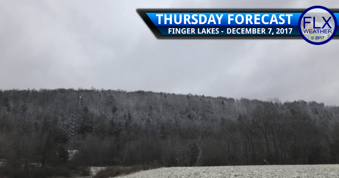 finger lakes weather forecast lake effect snow accumulation map thursday december 7 2017