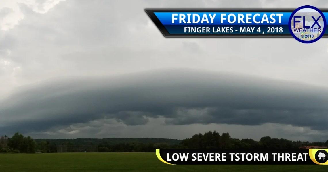 finger lakes weather forecast friday may 4 2018