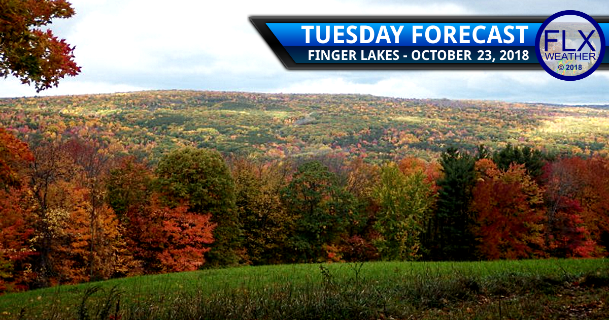 finger lakes weather forecast tuesday october 23 2018 cold front willa noreaster