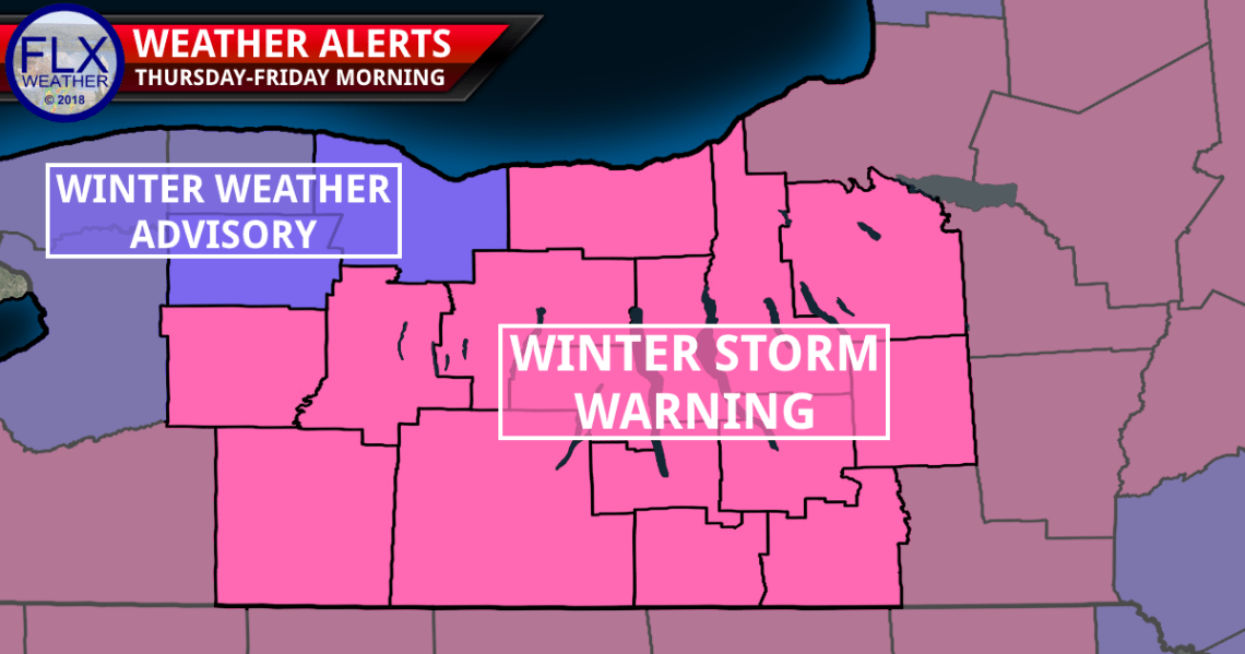 finger lakes weather forecast winter storm warning snow storm snow amounts