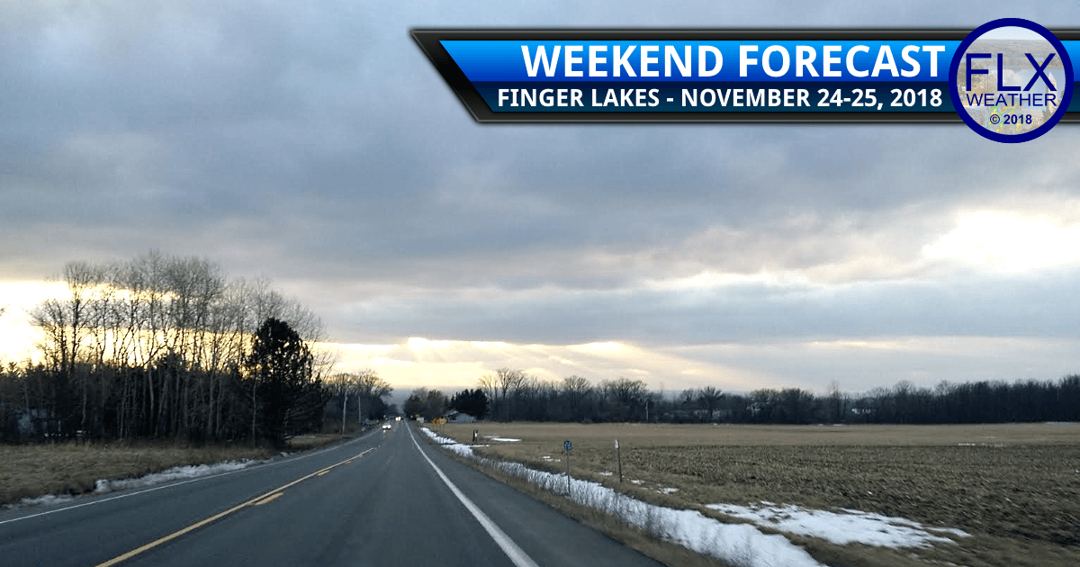 finger lakes weather forecast weekend warmer rain cloudy