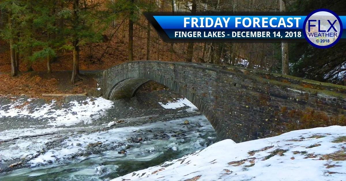 finger lakes weather forecast friday december 14 2018 weekend weather mild rain snow melt wind
