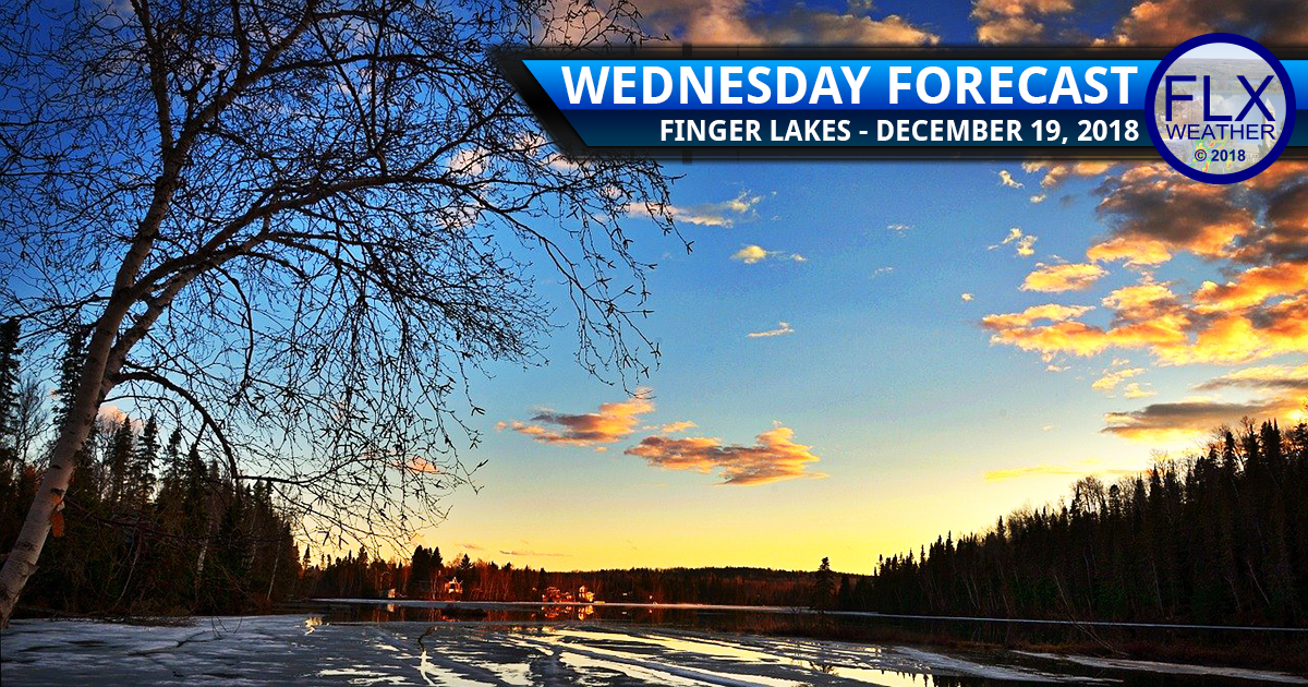finger lakes weather forecast wednesday december 19 2018 sun warm above normal temperatures