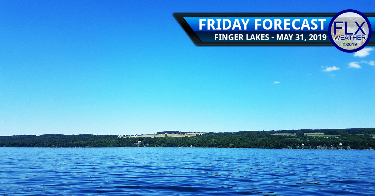 finger lakes weather forecast friday may 31 2019 sunshine comfortable dry