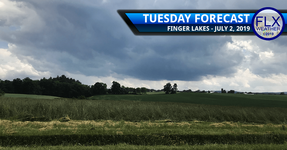 finger lakes weather forecast tuesday july 2 2019 rain showers july 4th forecast weekend rain