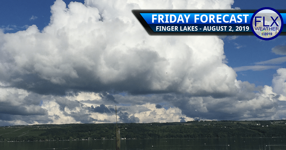 finger lakes weather forecast friday august 2 2019 weekend rain showers