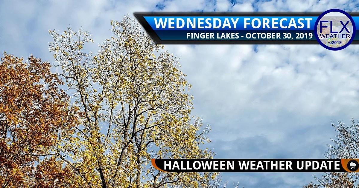 finger lakes weather forecast wednesday october 30 2019 halloween forecast rain wind storm