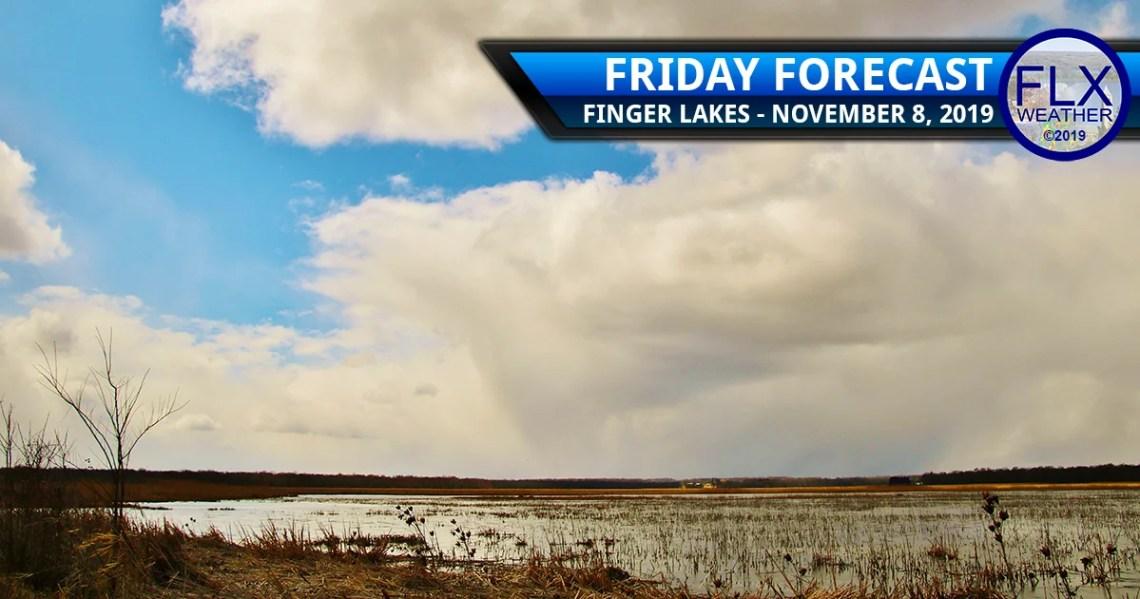 finger lakes weather forecast friday november 8 2019 cold windy lake effect snow sunshine