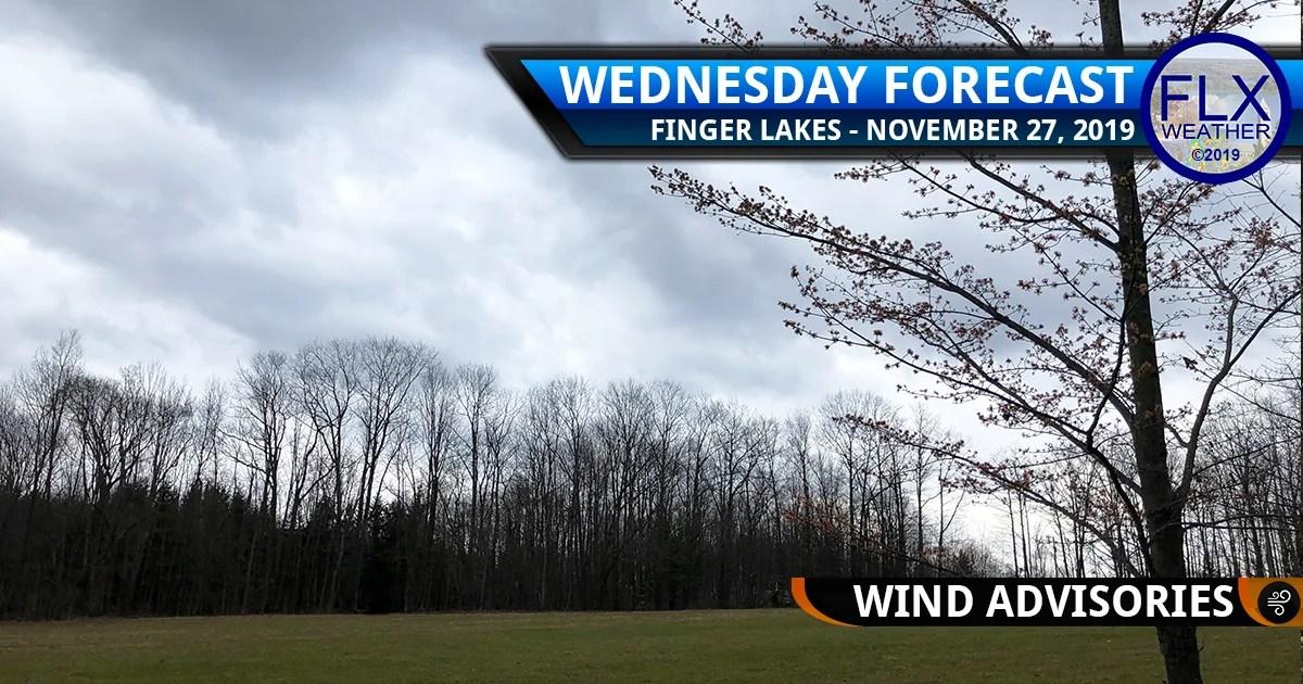 finger lakes weather forecast wednesday november 27 2019 thanksgiving weather rain wind snow lake effect