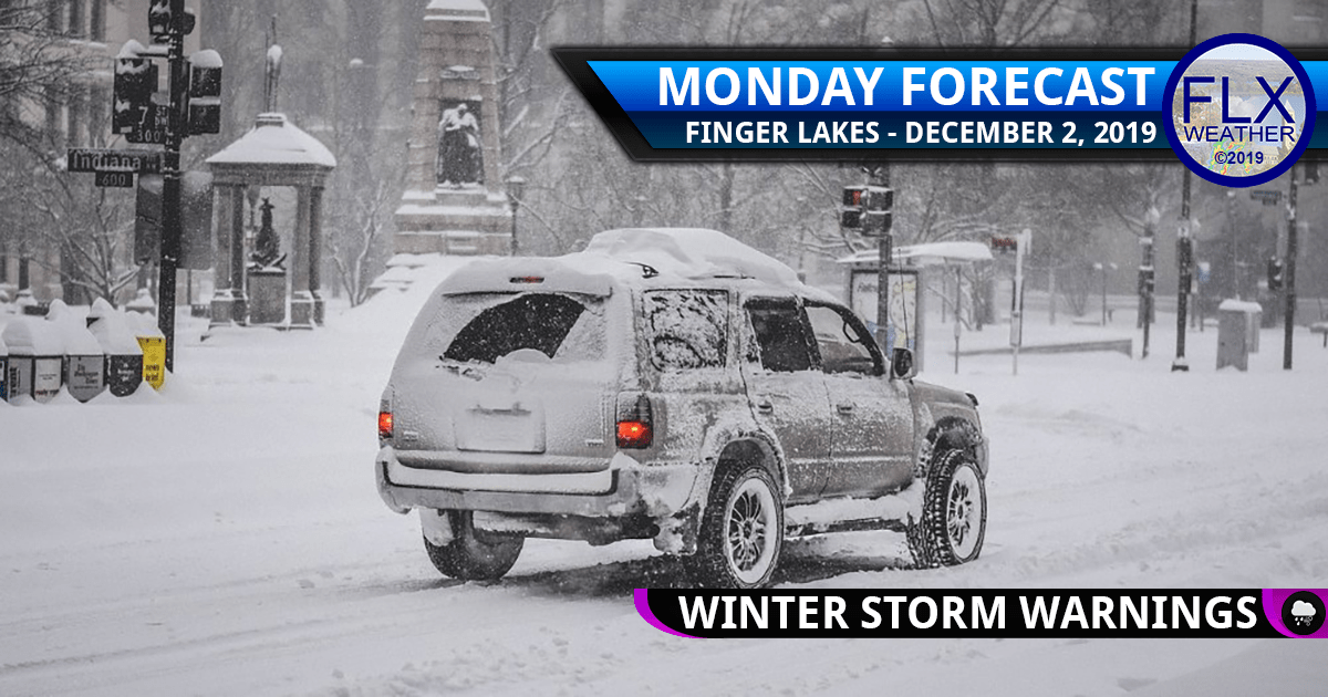 finger lakes weather forecast monday december 2 2019 snow storm weekly weather outlook