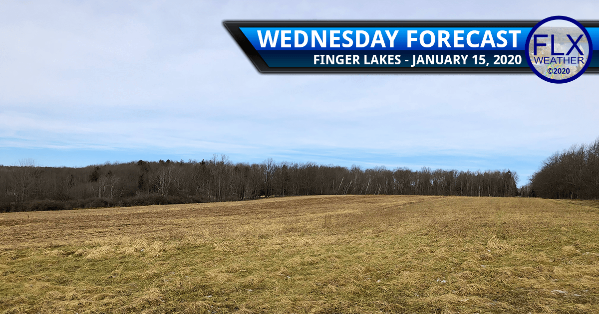 finger lakes weather forecast wednesday janaury 15 2020 sun snow wind lake effect