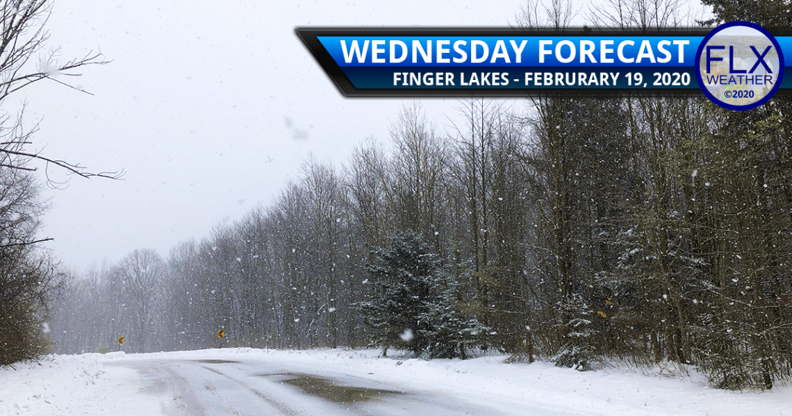 finger lakes weather forecast wednesday february 19 2020 lake effect snow