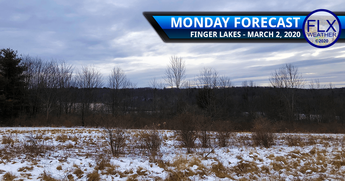 finger lakes weather forecast monday march 2 2020