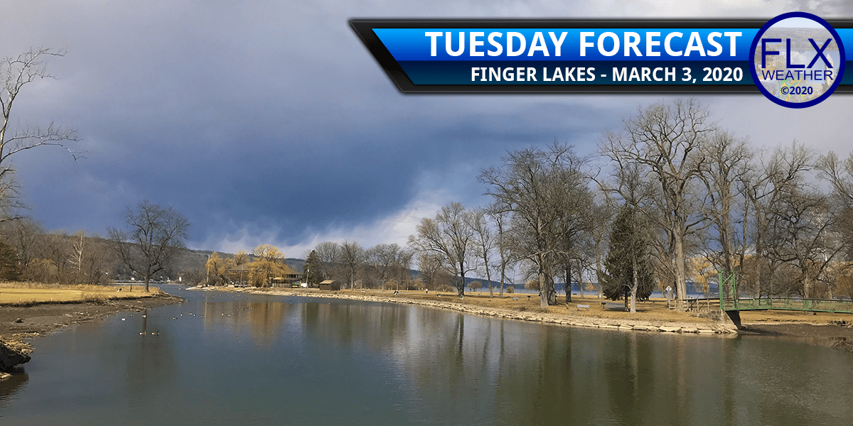 finger lakes weather forecast tuesday march 3 2020 rain cold front