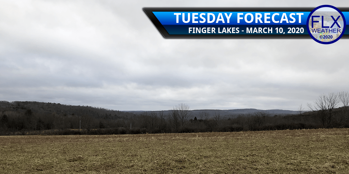 finger lakes weather forecast tuesday march 10 2020 rain showers cold front
