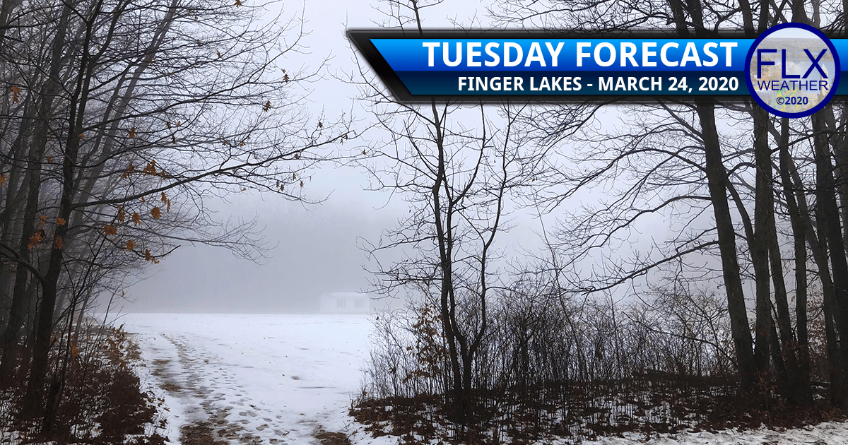 finger lakes weather forecast tuesday march 24 2020