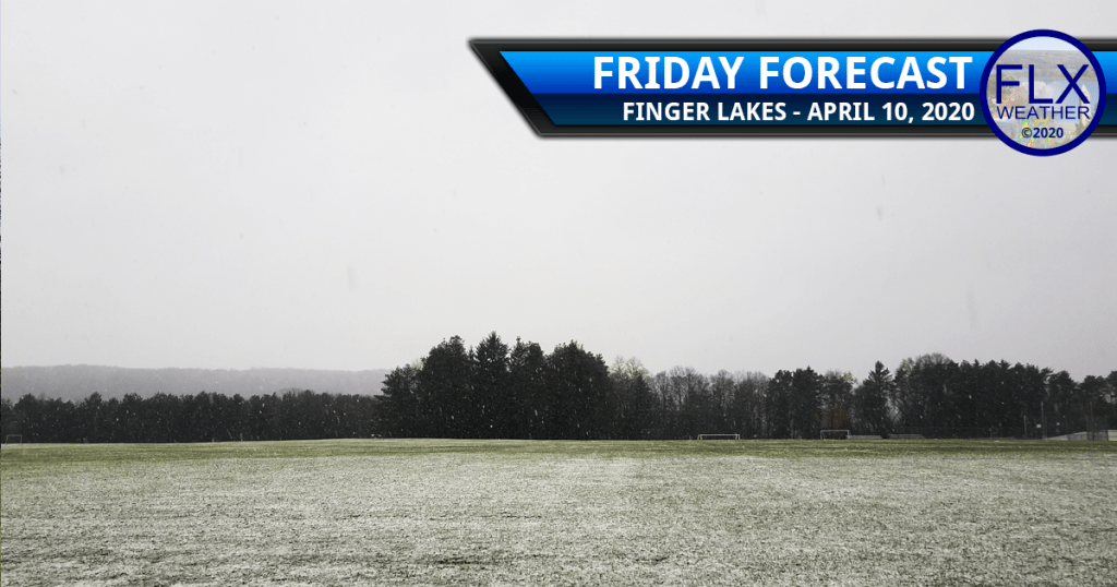 finger lakes weather forecast friday april 10 2020 snow wind cold easter weekend weather