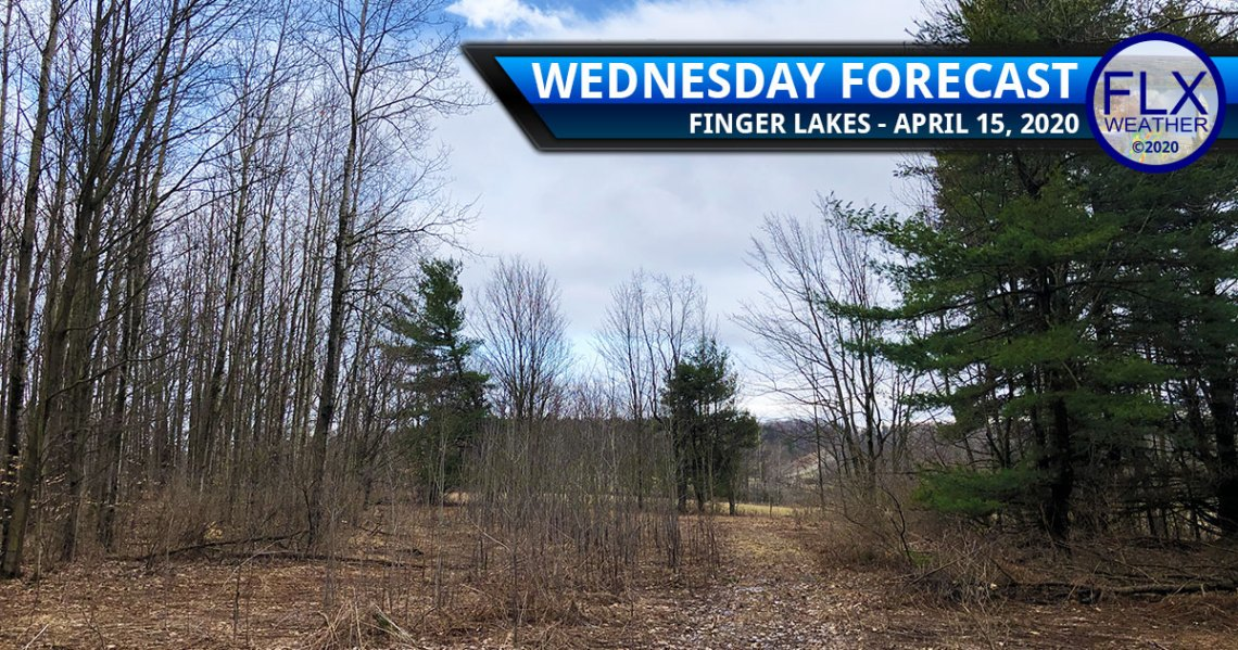 finger lakes weather forecast wednesday april 15 2020 sun clouds chilly breezy snow