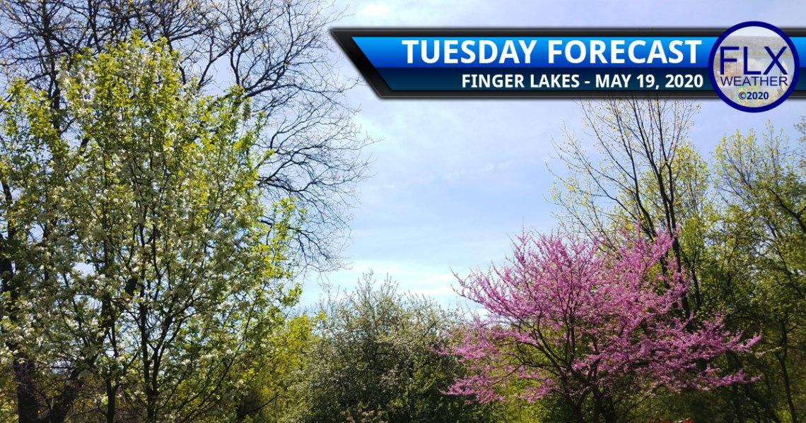 finger lakes weather forecast tuesday may 19 2020