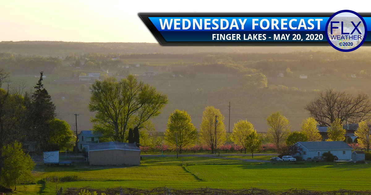 finger lakes weather forecast wednesday may 20 2020 sunny warm high pressure patchy frost