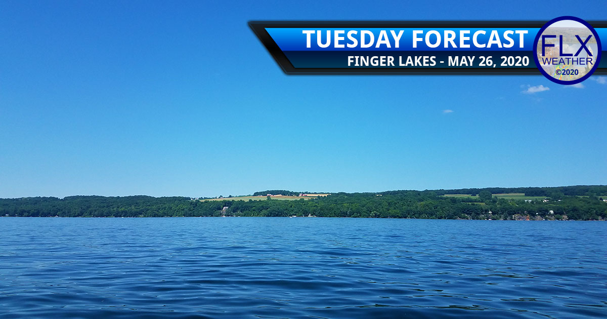 finger lakes weather forecast tuesday may 26 2020