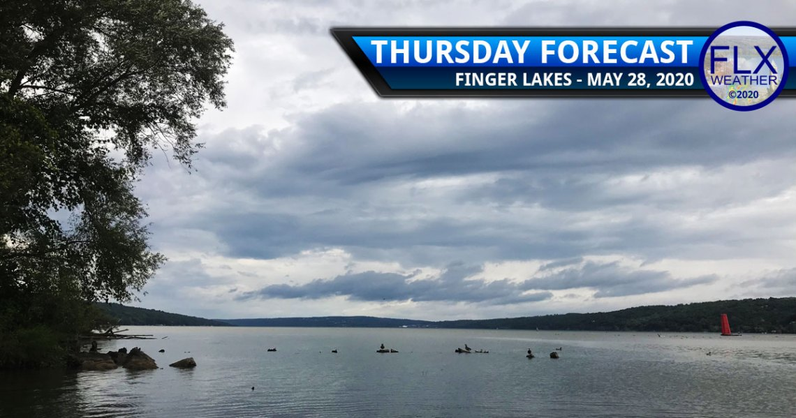 finger lakes weather forecast thursday may 28 2020 rain tropical storm bertha severe thunderstorms friday