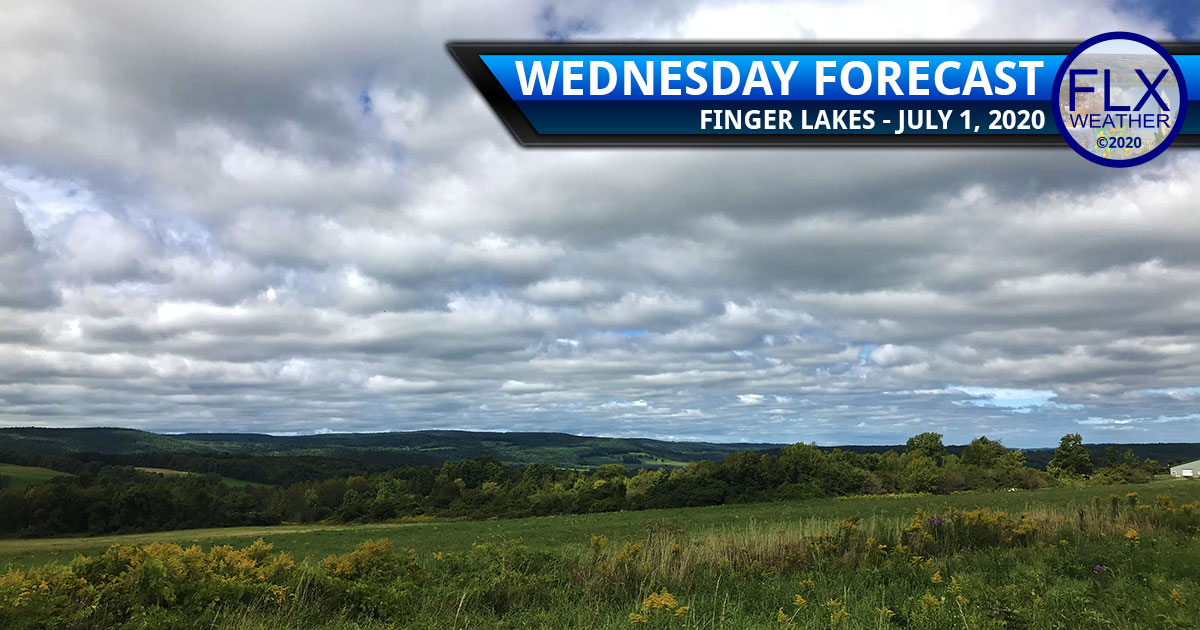 finger lakes weather forecast wednesday july 1 2020