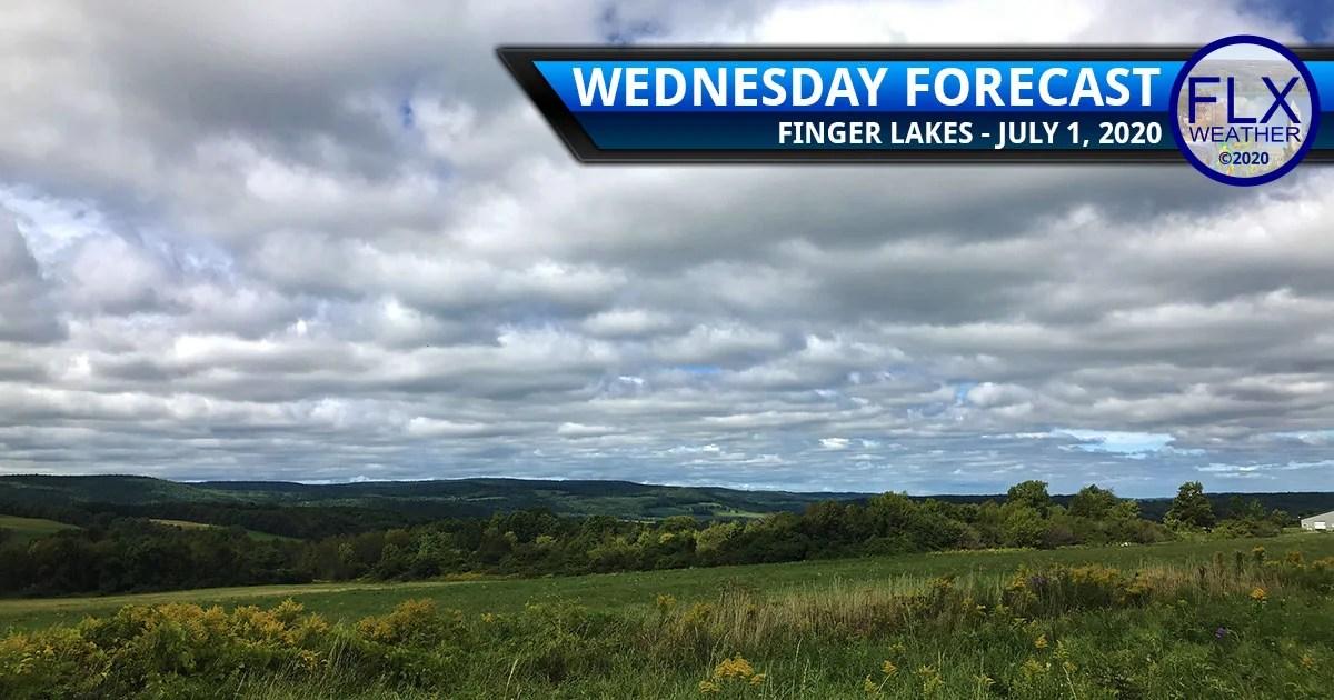 finger lakes weather forecast wednesday july 1 2020