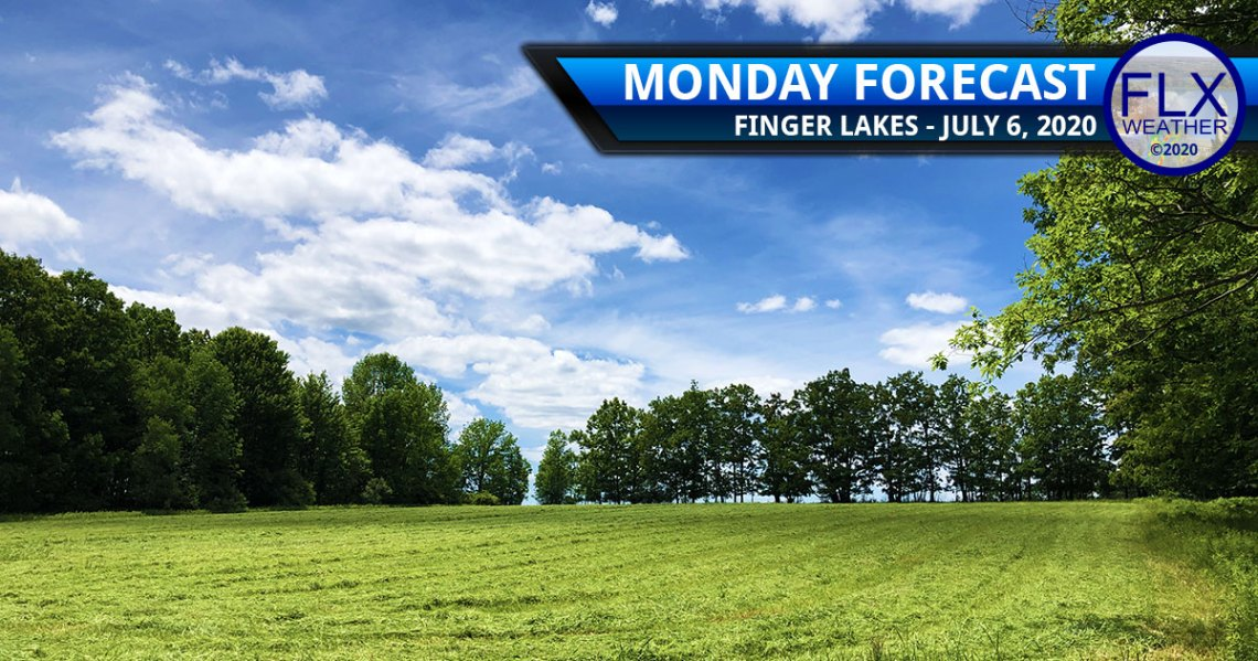 finger lakes weather forecast monday july 6 2020 hot humid storms