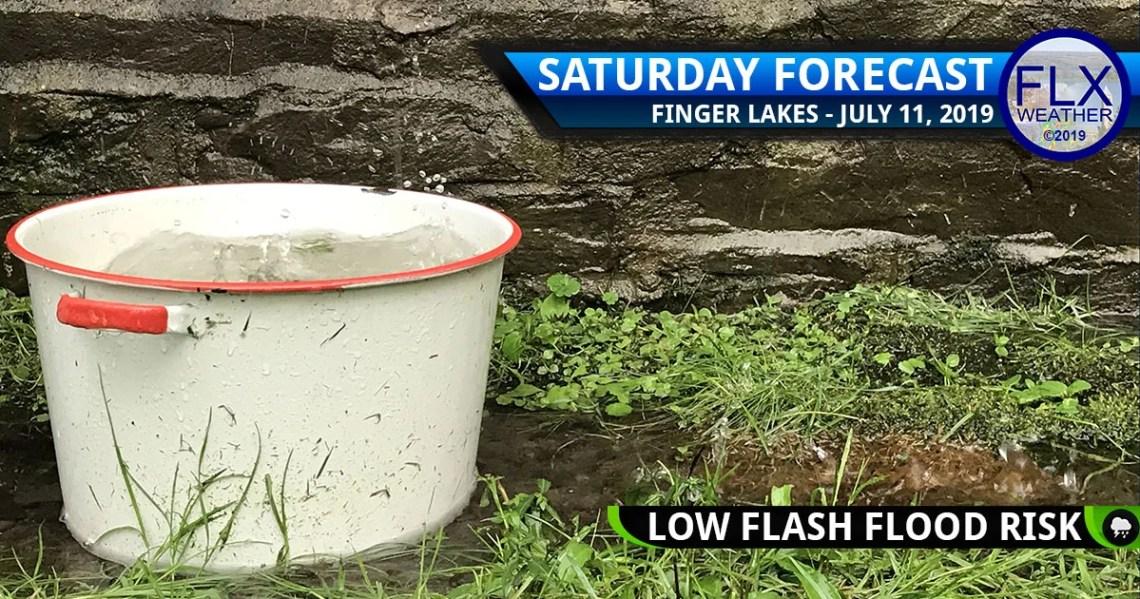 finger lakes weather forecast saturday july 11 2020 heavy rain flash flooding